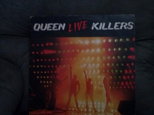 Disco Di Vinil Queen (1)