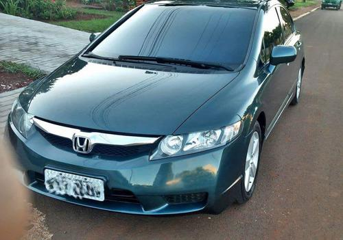Honda New Civic Lxs 1.8 16V (Flex) 2010 Automatico (1)
