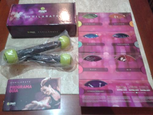 Kit Zumba Fitness Collection 07 Dvd´S (Aula De Zumba) (2)