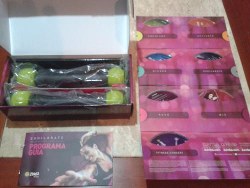Kit Zumba Fitness Collection 07 Dvd´S (Aula De Zumba) (3)