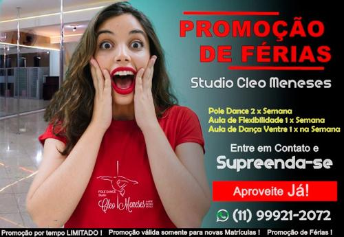 Studio Pole Dance Cleo Meneses (1)