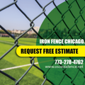 Contact Us Today For Your Free Estimate 773-278-4762! Premium Iron Fence.