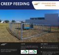 Creep Feeding
