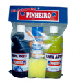 Kit Limpeza Automotiva