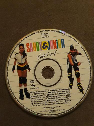 Cd'S Originais Sandy & Junior (4)