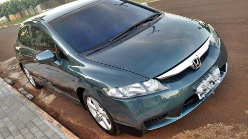 Honda New Civic Lxs 1.8 16V (Flex) 2010 Automatico (2)