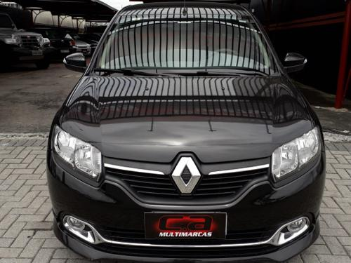 Renault Logan Exclusive *Unica Dona - 2015 (2)