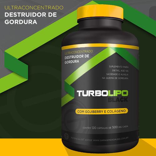 Vendo:Suplemento Destruidor De Gordura<>Turbo Lipo Black (1)