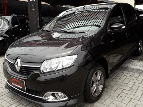 Renault Logan Exclusive *Unica Dona - 2015 (4)