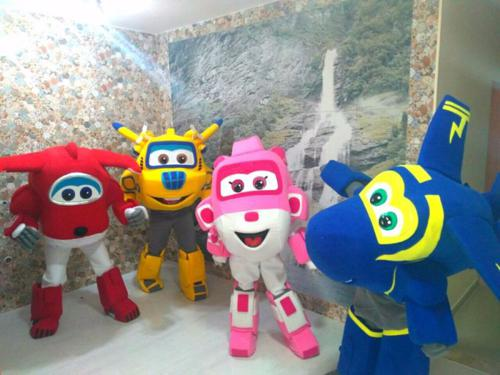Personagem Super Wings Para Festa Infantil Bh E Regiao (1)