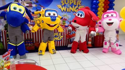 Personagem Super Wings Para Festa Infantil Bh E Regiao (3)