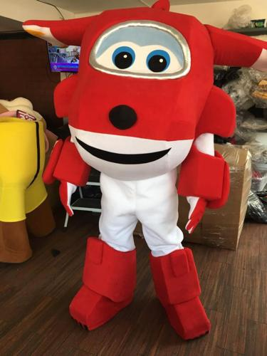 Personagem Super Wings Para Festa Infantil Bh E Regiao (5)