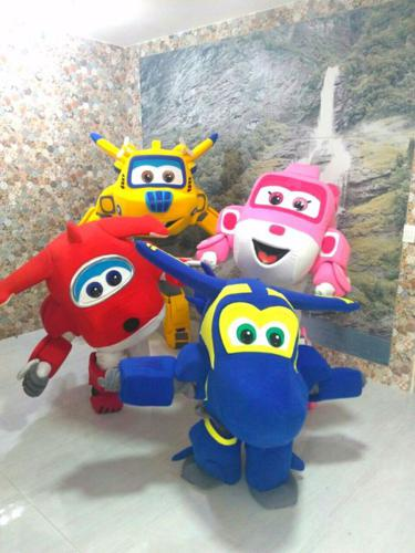 Personagem Super Wings Para Festa Infantil Bh E Regiao (6)