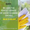 Apartment & House Cleaning - 10% Off- 773-800-2524##