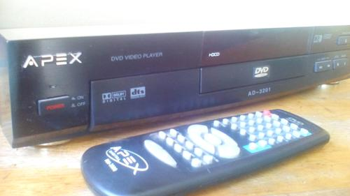 Dvd Apex Ad-3201 Black (1)