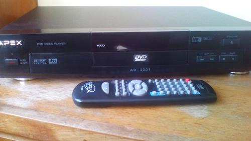 Dvd Apex Ad-3201 Black (2)