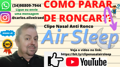 Clipe Nasal Anti Ronco Air Sleep