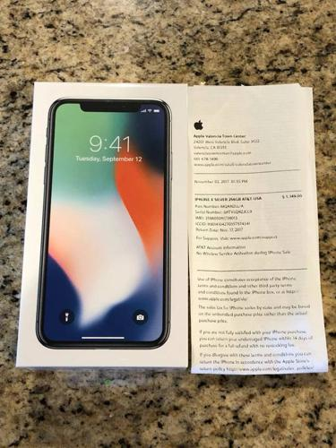 Apple Iphone 8 Plus 256Gb Desbloqueado == $ 700 (5)