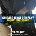 Industrial Fence Company Chicago