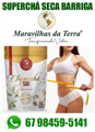 Emagrecedor Superchá Seca Barriga 100% Natural