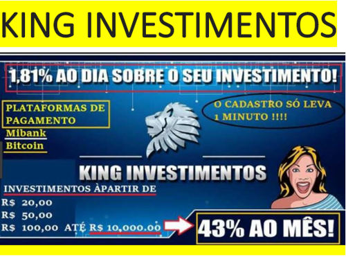 King Investimento  (1)