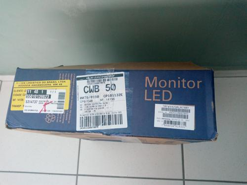 "Monitor Aoc Led 18,5"" (1)"