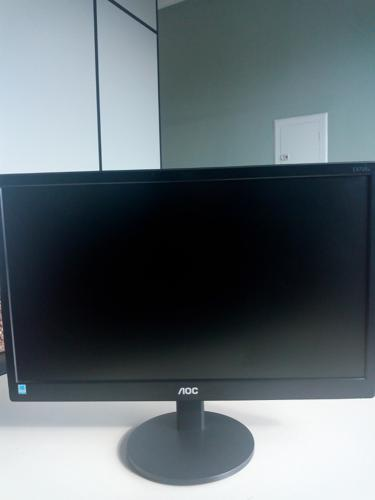 "Monitor Aoc Led 18,5"" (3)"