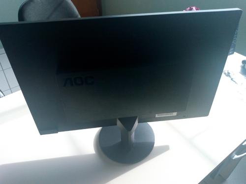 "Monitor Aoc Led 18,5"" (4)"