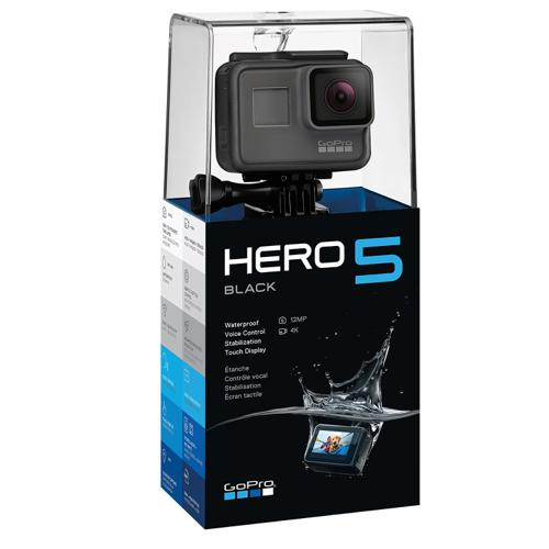Unboxed Câmera Digital Gopro Hero 5 (1)