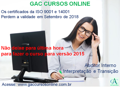 Curso Auditor Interno Do Sassmaq - Requisitos