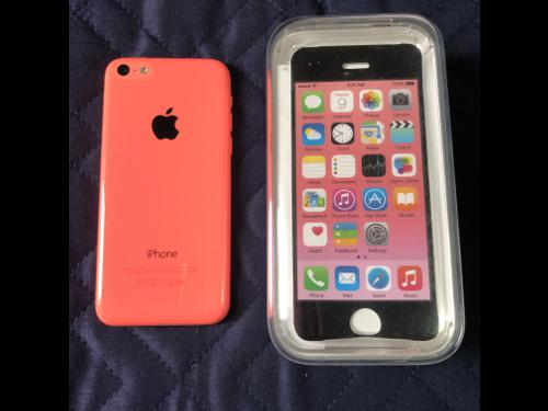 Iphone 5C 8Gb (2)
