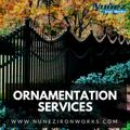 Ornamentation Services