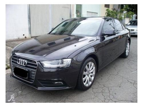 Audi A4 2.0 Tfsi Attraction Multitronic (1)