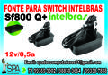 Fonte Para Switch Intelbras Sf 800 Q+ Em Salvador Ba