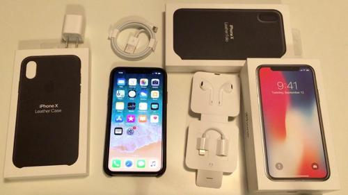 Apple-Iphone X 256Gb Whats-App-18573023156 (1)