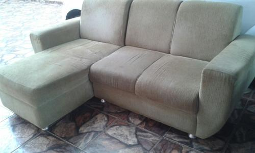 Sofá Chaise 3 Lugares (1)