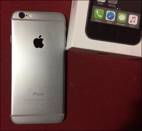 Iphone 6S 64Gb. Usado/Conservado (2)